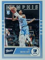 2019-20 Panini Chronicles Classics Ja Morant Rookie RC #654, Memphis Grizzlies