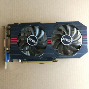 ASUS NVIDIA GeForce GTX650Ti 1GB DDR5 DVI/HDMI PCI-Express Video Card