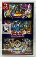 Dragon Quest Collection 1+2+3 - Nintendo Switch - New - English Sub / Cover