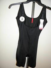 SPANX  SLIMPLICITY Open-Bust Mid Thigh Bodysuit  Size Large