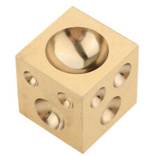 38mm Dapping Coin Dome Ring Jewelry Bell Making Tools Block Doming Cavity