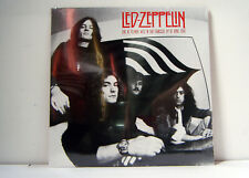 LED ZEPPELIN LP Live at the fillmore west 1969 DBQP RE new vinyl SEALED!