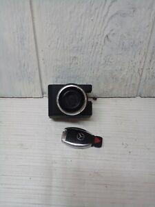 OEM 2000-06 Mercedes-Benz W220 S-Class Ignition Lock Switch w/Key 2155450308