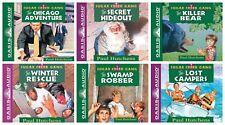 NEW Sugar Creek Gang Set of 6 MP3 Audio Book CDs Paul Hutchens 1 2 3 4 5 6
