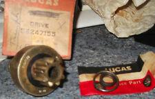 Lucas Starter Drive 54247155 Lucas 9 DIENTES TRIUMPH PRE-comprometido Etc M35K