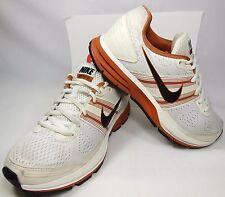 ❤️Nike 525151-118 Fitsole 2 Ivory/Orange/Black Women's Running Shoes Size 7