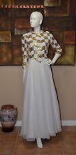 "RICHILENE Gorgeous Evening Gown ""Moves Elegantly"""