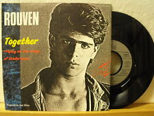 """7"""" Single - ROUVEN - Together (Flying On The Wings Of Tenderness) - 1986"""