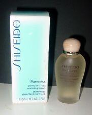 SHISEIDO LOT- Pureness Pore Purifying Warming Scrub 50 ml PLUS Balancing LOTION