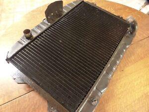 Datsun 240z 260z 280z Radiator 4 row for manual transmission