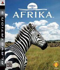 USED PS3 AFRIKA Japan import