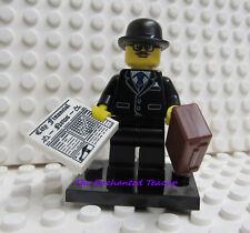 Lego Businessman Minifig - Series 8 - New