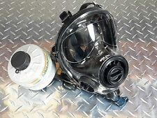 40mm NATO SGE Infinity 400/3 Gas Mask - New/Sealed NBC/CBRN filter /// Exp 2022