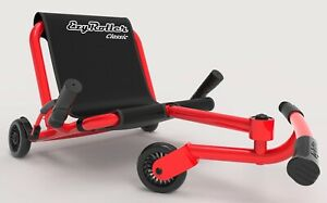 Ezy Roller Classic Kids 3 Wheel Ride On Ultimate Riding Machine EzyRoller Red