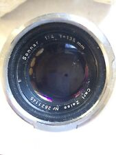 Carl Zeiss Sonnar 1:4 135mm Nr. 2621145