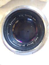 Carl Zeiss Sonnar 1:4 135mm Nr. 2621145