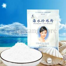 New Top Grade Pure Seawater Pearl Powder Mask Whitening Facial Skin Care