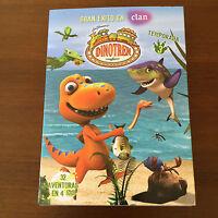 DINOTREN TEMPORADA 3 - 4 DVD - 32 AVENTURAS - 480 MIN - ESPAÑOL INGLES -INFANTIL
