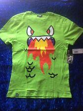 Tokidoki SDCC 2014 Kaiju Fire Green T-shirt Medium Rare