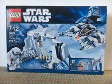 LEGO NIB 8089 Hoth Wampa Cave Luke Skywalker Star Wars