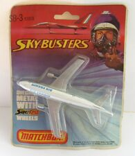 Matchbox Skybusters SB-3 A300B 'AIR FRANCE' - Mint/Carded