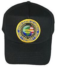 Korean War Veteran 1950-53 Hat Cap 38Th Parallel Dmz Korea Peninsula