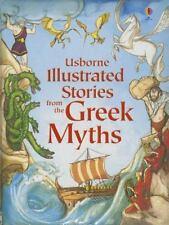 Usborne Illustrated Stories: Greek Myths c2014, NEW Hardcover