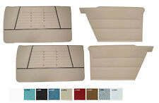 1964 Impala Coupe - Unassembled Door/Quarter Panels in Your Choice of OE Color