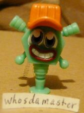 Moshi Monsters Series 4 #14 JUDDER Moshling Mint OOP