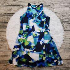 Glam Doll Women's Multicolor Sleeveless Dress Size Medium M