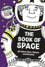 The Book Of Space: All About Stars, Planets and Rockets!,Gifford, Clive,New Book