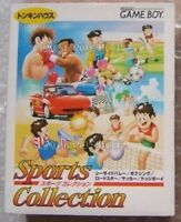 Nintendo GameBoy Spiel - Sports Collection JAP Modul
