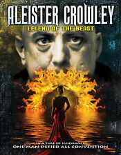 Aleister Crowley: Legend of the Beast DVD! FREE U.S. SHIPPING!