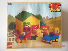 LEGO DUPLO 2656 - LE BUREAU DE POSTE - NEUF DANS BOITE SCELLEE -