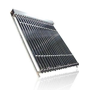 Solar Thermal Panel, Evacuated Tube, Slimline 10/15/20/30 58mm