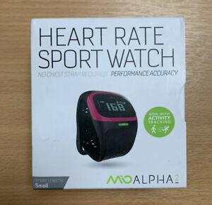 Mio Alpha 2 Activity Tracker Watch Smart Heart Rate Sport  Watch