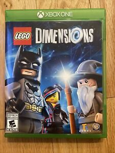 Lego Dimensions Xbox One 2015 Game Disc Only Pre Owned