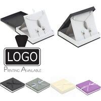 Premium Jewellery Necklace Pendant Earrings Set Boxes 160x160x30mm (LALP06)