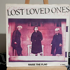 """Lost Loved Ones – Raise The Flag - 7"""" single in picture slv. - A 5007 Post-Punk"""