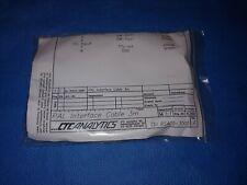 CTC Analytics PAL Interface Cable 3m CBL RS4C0-3000 Autosampler