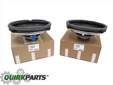 05-10 Chevrolet Cobalt Pontiac G5 Right & Left Enchanced Audio Speaker OEM NEW