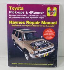 Haynes Publications 92075 Repair Manual Pick-ups & 4Runner