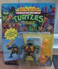 Teenage Turtles LEONARDO Ninja TMNT Figure 1991 Playmates vintage wacky