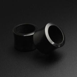Horn Ear Gauges Flesh Ear Tunnels | Horn Double Flare Tunnel | SIBJ Quality