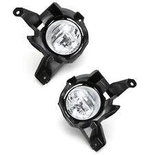 For 2013-2015 Toyota Rav4 Rav 4 Clear Fog Driving Light Set w/Bracket Wires Pair