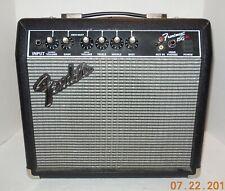 Fender Frontman 15G Electric Guitar Practice Amp Rare Htf