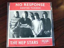 HEP STARS No Response Rented Tuxedo Swedish Picture Sleeve ABBA