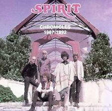 Chronicles (1967-1992) Spirit CD 1997 Line IMPORT CANADA FAST FROM USA SHIPPING