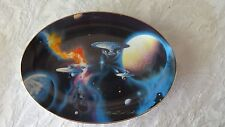 Star Trek Plate TO BOLDLY GO Limited Edition 1996 FINE CONDITION