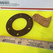 Studebaker transmission plate, 678069.  Item:  6007